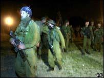 Israeli troops enter Gaza [21 November]