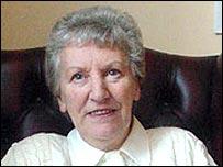Novelist Katie Flynn