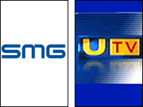SMG and Ulster TV signs