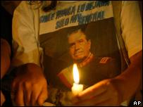 Simpatizante de Pinochet