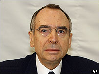 Ousted Sismi boss Nicolo Pollari