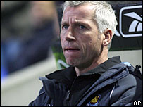 New Charlton boss Alan Pardew