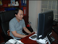 Nguyen Tu Quang, internet and anti-virus expert