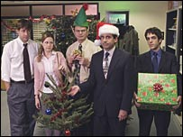 The cast of The Office: An American Workplace