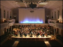 The Scottish Symphony Orchestra