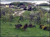 Garden festival site