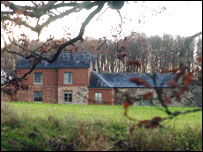 Back of Home Farm