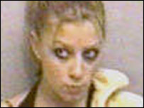 Anneli Alderton - picture from police