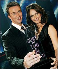 Russell Watson and Sian Reeves