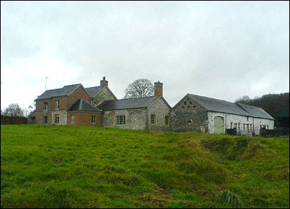 Prince Charles has already exchanged contracts on Llwynywormwood a few miles from Lampeter