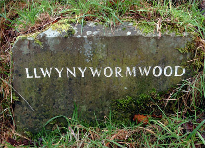 The Llwynywormwood estate dates back to the 17th Century