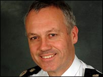 Deputy Chief Constable Howard Roberts