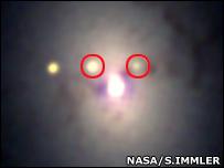 Double supernova (Nasa)
