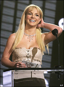 Britney Spears 2006 Ama