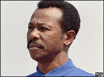 Mengistu Haile Mariam has lived in exile for 15 years