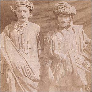 Pashtun tribesmen
