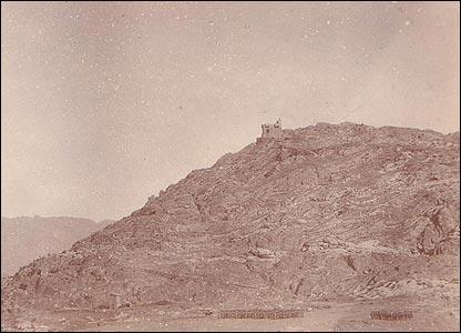 Gibraltar outpost, Malakand