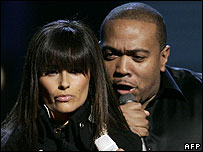 Nelly Furtado with Timbaland
