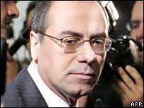 Former Israeli Foreign Minister Silvan Shalom