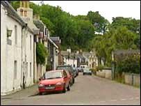 Rural street - generic