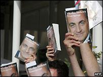 Nicolas Sarkozy's book