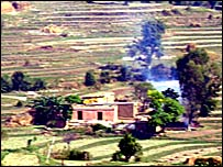 Makri village