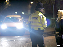 Police in Ipswich