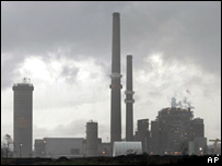Coal-fired power plant (generic)