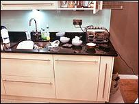 Modjiri's kitchen
