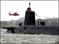 HMS Vanguard