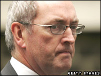 Work and Pensions Secretary John Hutton