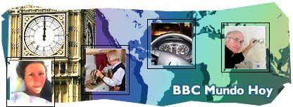 Imagen compuesta por fotos enviadas por escuchas de la BBC.