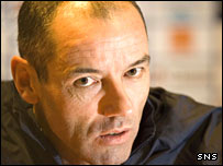 Rangers manager Paul Le Guen
