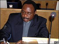 Padre Athanase Seromba.