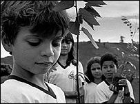 Niños en el Instituto Terra (Gentileza: Instituto Terra)