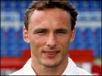 Gambia's German coach Antoine Hey
