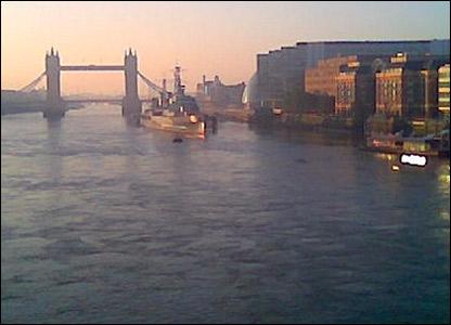 Tower Bridge - pic by Phillippa Morrison Price