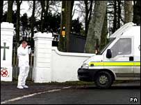 Garda believe all the attacks are linked