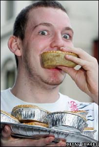 Winner Brendan Brockbank