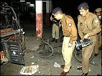 Bomb blast in Guwahati, Assam