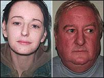 Leigh-Nicole and Gerald Byard