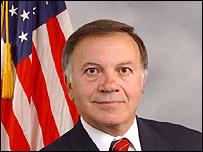 Tom Tancredo, congresista republicano de Colorado