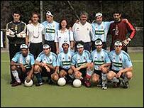 Los Murcielagos - Seleccion Argentina de Futbol para Ciegos