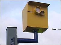Speed camera (generic)