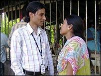 Pinky Kumari and Hashmi Zeyaur-Rahman