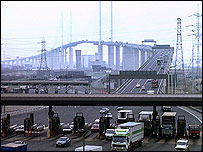 Dartford River Crossing