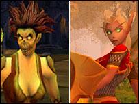 Screenshot from World of Warcraft. Blizzard