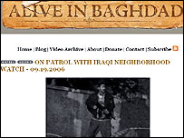 Alive in Baghdad