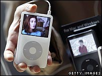 Desperate Housewives on Video iPod