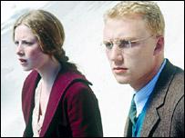 Shauna Macdonald and Kevin McKidd (Pic: Lionsgate Films)